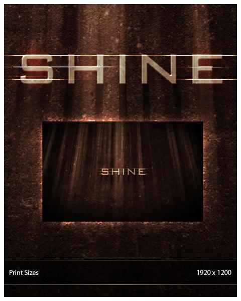 Wallpaper - SHINE by Renacac