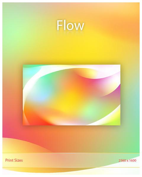 Wallpaper - Flow by Renacac
