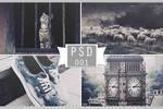 PSD 001 - GRAY