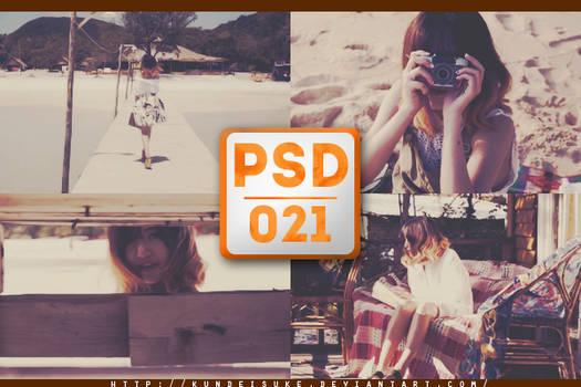 PSD 021 - Deep inside