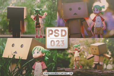 PSD 023 - Pals