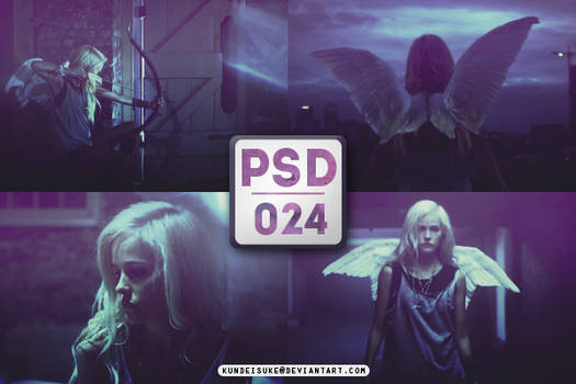 PSD 024 - Give me love