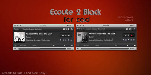 Ecoute Black by ThePf7