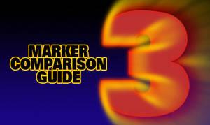 Marker Comparison Guide 3.6.6