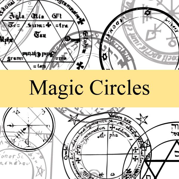 Brushs - Classic Magic Circles