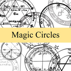 Brushs - Classic Magic Circles by nomuh