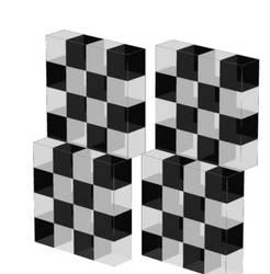 swirly cubes