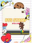 PNG BTS BT21 LINE