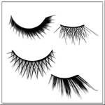 Eyelashes png