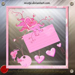 High resolution: Pink Valentine png