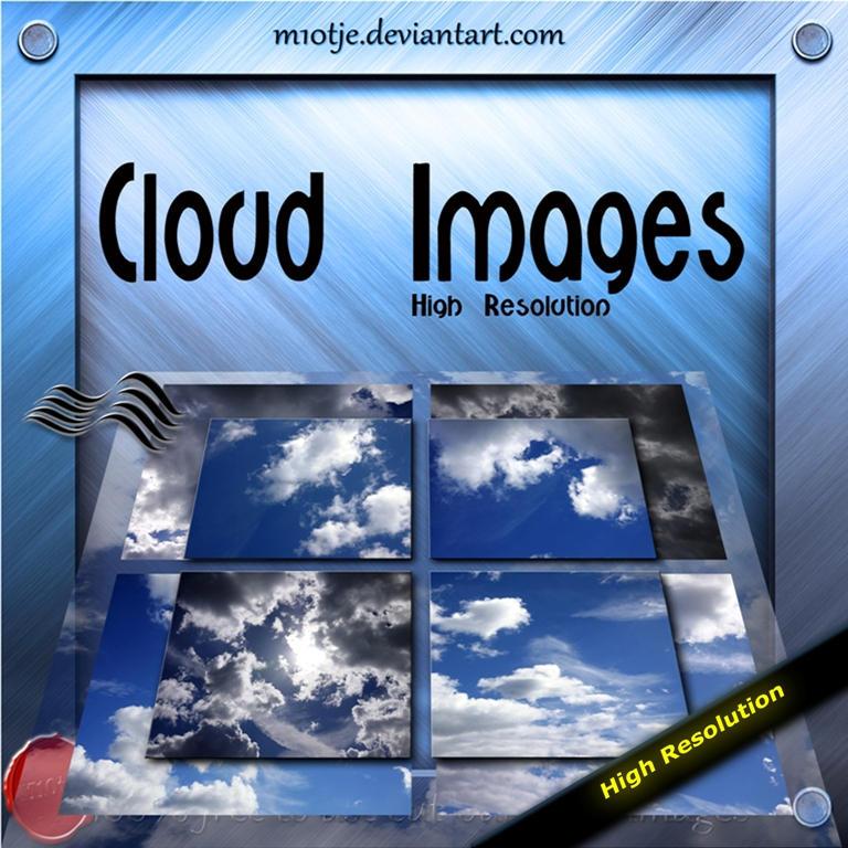 Set CLOUD images by M10tje