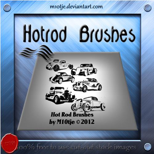 Hotrod Brushes