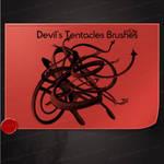Devil's Tentacles Brushes