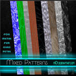 Mixed patterns by M10tje