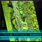 Nature patterns by M10tje