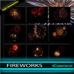 Fireworks effects HQ