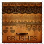 Lace Brushes part 1