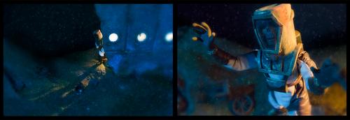 diver puppet by ShotzgoBoom