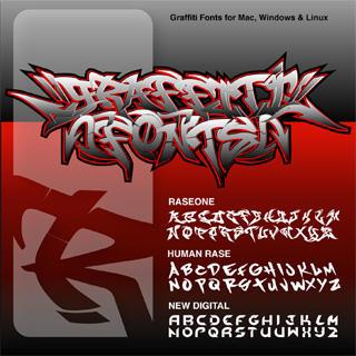 Download Font Graffiti 3d Keren Ljmflnjl Info