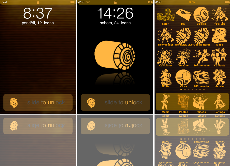 Nuka Cola Iphone Wallpaper