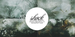 shock textures made by Misao@natt-liv