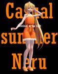 [MMD] Casual summer Neru DL