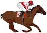 Racehorse No.2