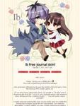 Ib free journal skin!
