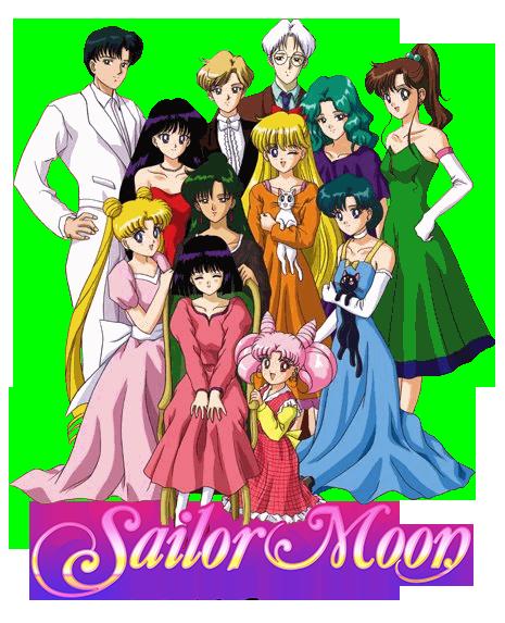 SailorMoon Anime Icon by Ryuichi93