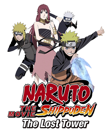 naruto shippuuden movie 4 the lost tower fol by