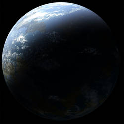 Island Planet Stock by bloknayrb