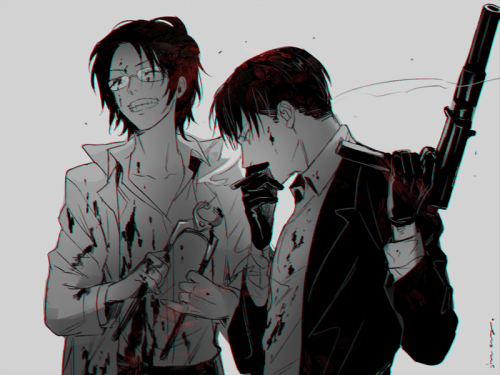 War Zone (Levi X Male!Reader X Slight! Others)AU 1 by ...