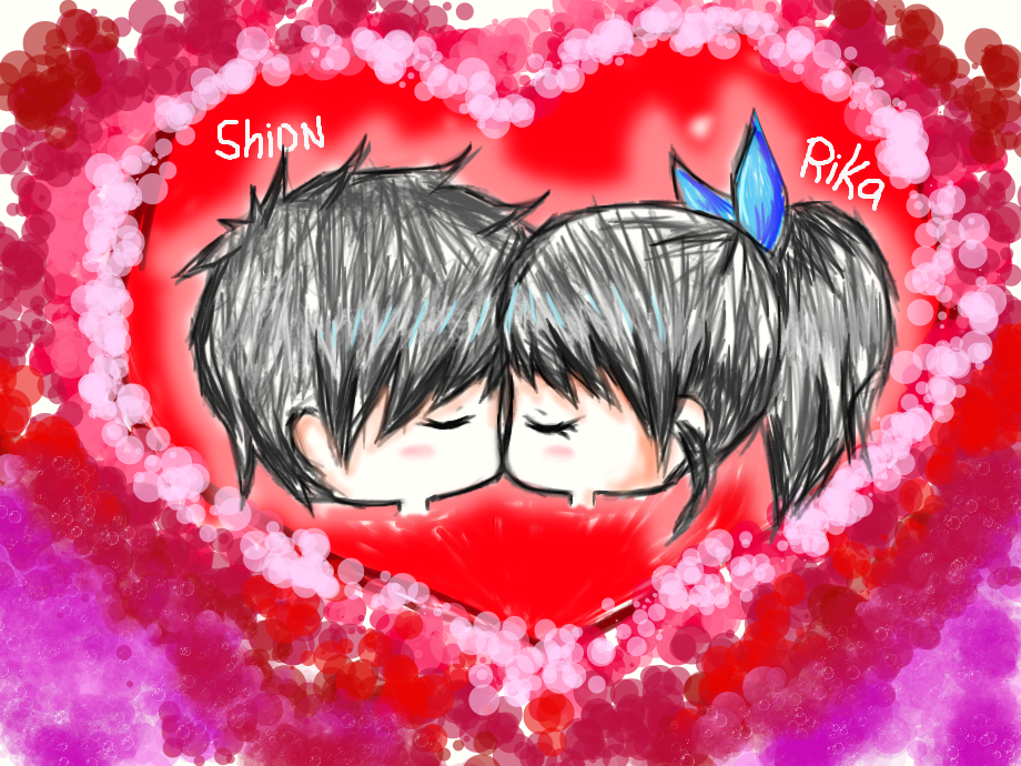 Me and My Shion by rika0225