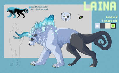 Laina Reference by Garsheen