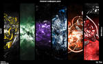Abstract wallpaper pack