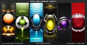 Orb wallpaper pack