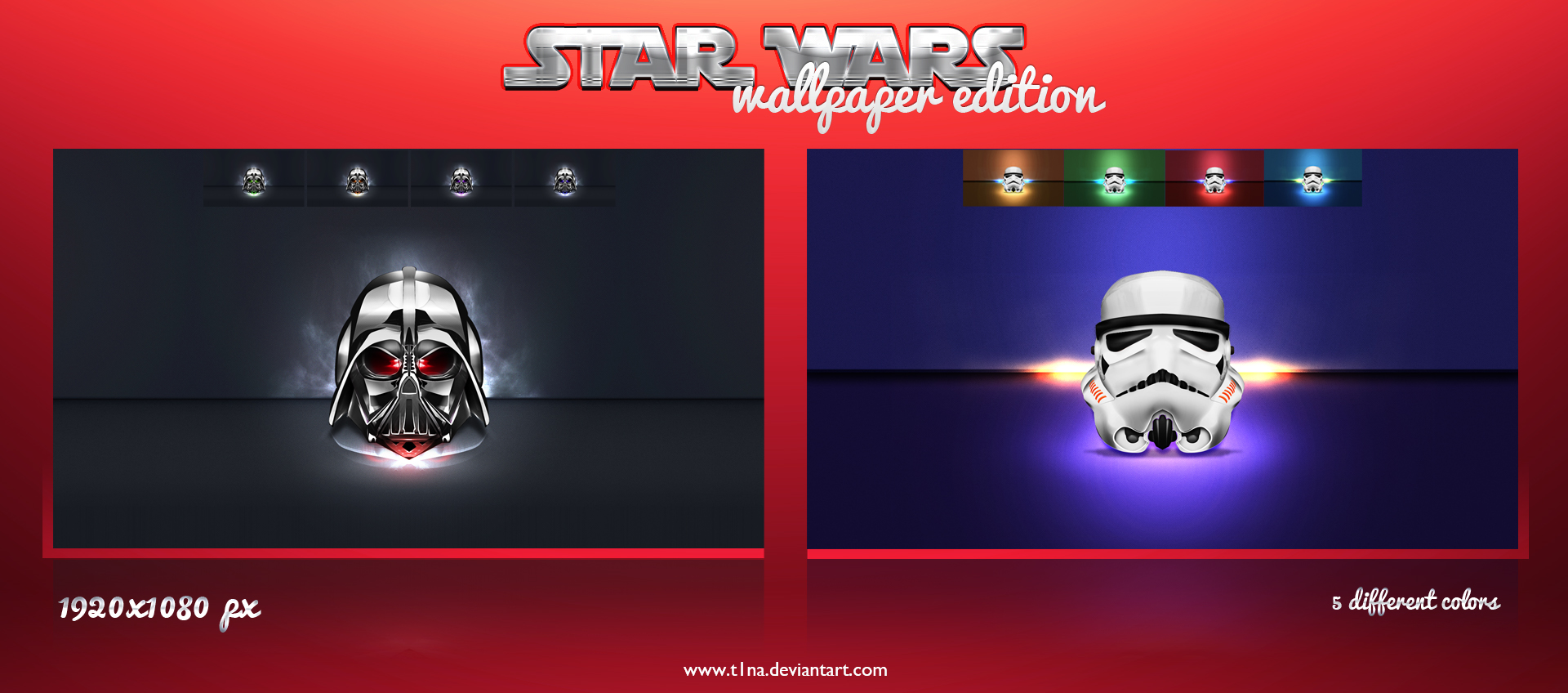 Star Wars Wallpaper Edition By T1na On Deviantart