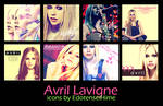 Avril Lavigne Icons