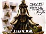 FREE STOCK, Gold Pillar 1