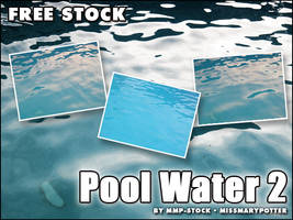 FREE STOCK, Pool Water 2 by mmp-stock