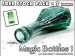 FREE STOCK, Magic Bottles 1