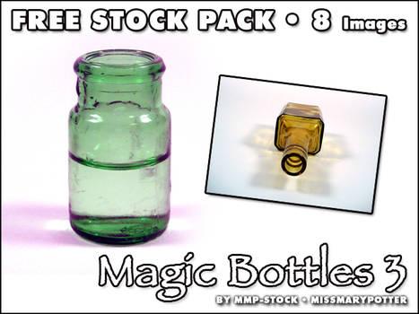 FREE STOCK, Magic Bottles 3