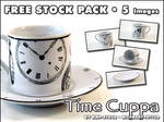FREE STOCK, Time Cuppa Pack