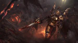 Legion Commander-Animated