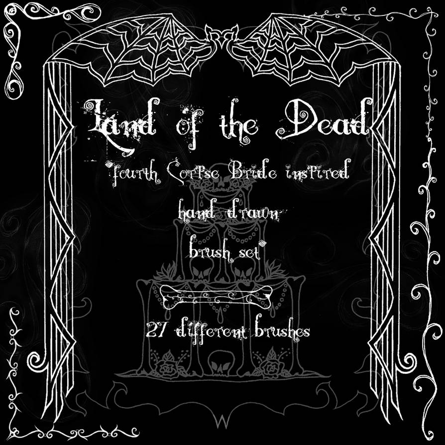 Land of the Dead by rL-Brushes