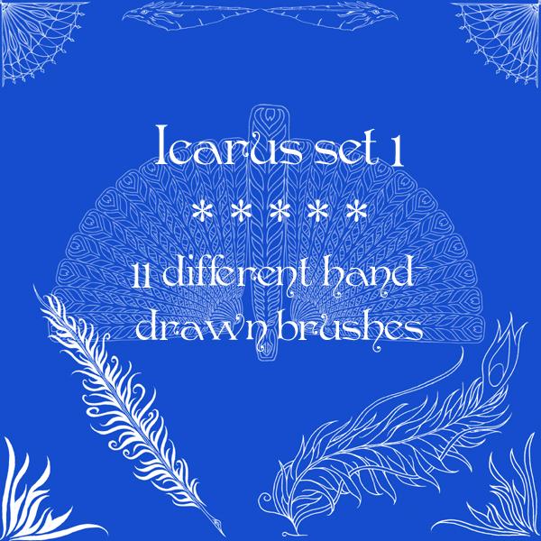 Icarus set 1