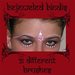 Bejeweled Bindis