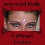 Bejeweled Bindis