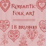 Romantic Folkart