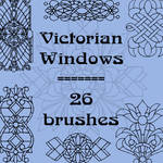 Victorian Windows
